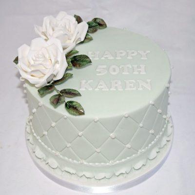 birthday cake 32