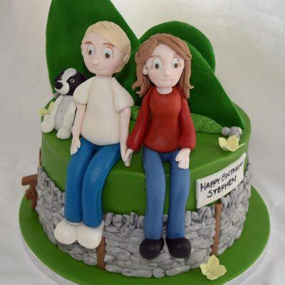 birthday cake 46