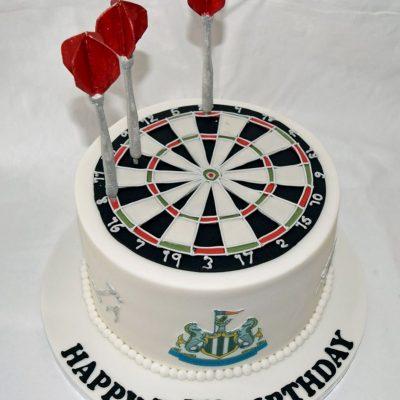 birthday cake 48